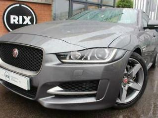 2017 67 JAGUAR XE 2.0 D R SPORT 4D AUTO 1 OWNER FROM NEW LOW MILEAGE EXAMPLE BLA