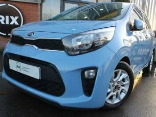 2017 67 KIA PICANTO 1.2 2 5D AUTO 1 OWNER ALLOY WHEELS AIR CONDITIONING BLUETOOT