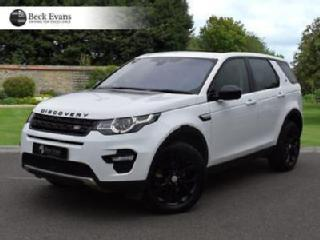 2017 67 LAND ROVER DISCOVERY SPORT 2.0 TD4 HSE 5D AUTO 180 BHP 2018 MODEL YEAR V