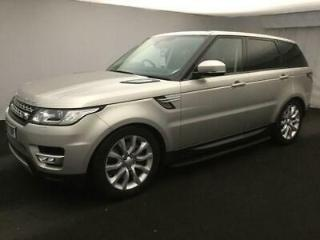 2017 67 LAND ROVER RANGE ROVER SPORT 3.0 SDV6 HSE 5D AUTO 1 OWNER PANORAMIC ROOF