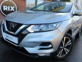 2017 67 NISSAN QASHQAI 1.5 N CONNECTA DCI 5D 2 OWNERS PANORAMIC ROOF 18
