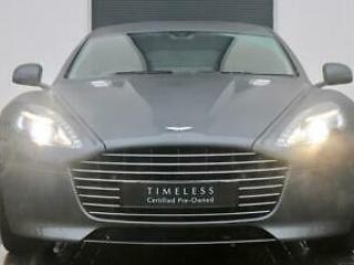 2017 Aston Martin Rapide S V12 552 4dr Touchtronic III Automatic Petrol Saloon