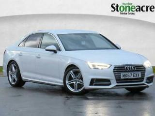 2017 Audi A4 1.4 TFSI S line Saloon 4dr Petrol s/s 150 ps