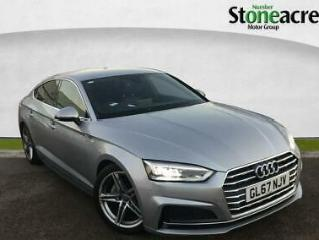 2017 Audi A5 2.0 TDI ultra S line Sportback 5dr Diesel S Tronic s/s 190 ps