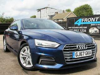 2017 AUDI A5 2.0 TDI ULTRA SPORT S/S 2DR COUPE MANUAL DIESEL ULEZ EXEMPT COUPE