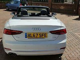 2017 Audi A5 Cabriolet 2.0 TDI Sport Cabriolet S Tronic s/s 2dr