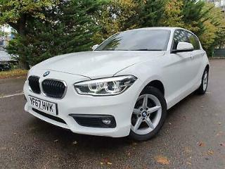 2017 BMW 1 Series 1.5 116d SE Business Sports Hatch s/s 5dr
