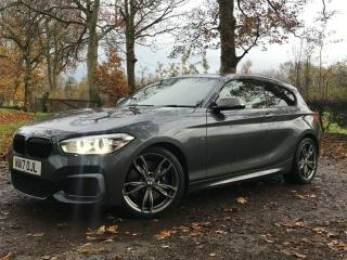 SOLD 2017 BMW 1 SERIES M140i 3.0 HATCHBACK 3 DR PETROL AUTO SORRY NOW BEEN SOLD