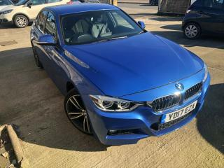 2017 BMW 3 Series 320d M Sport Saloon