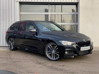 BMW 3 Series Touring Special Edition 335d xDrive M Sport Shadow Edition 5dr Step Auto Estate 2017, 26255 miles, £26788