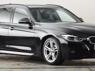 BMW 3 Series 320d M Sport 5dr Step Auto Estate 2017, 30857 miles, £17999