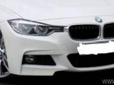 White 2017 BMW 3 Series 320d M Sport 24890 kms driven in Abhiramapuram