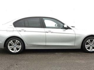 BMW 3 Series 318d Sport Saloon BMW NAV, LEATHER, BLUETOOTH 2017, 25818 miles, £15500