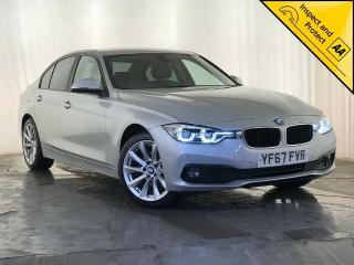 BMW 3 Series 2.0 320d BluePerformance SE Auto s/s 4dr SERVICE HISTORY HEATED SEATS 2017, 16000 miles, £16795