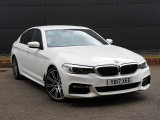 Jun 2017 BMW 5 Series 530d xDrive M Sport 4dr Auto