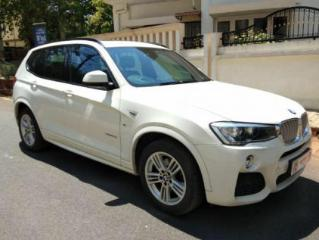 2017 BMW X3 xDrive30d M Sport for sale in Bangalore D2204831