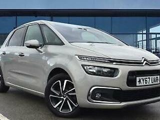 2017 Citroen C4 Picasso 1.6 BlueHDi Flair 5dr Diesel Estate Estate Diesel Manual