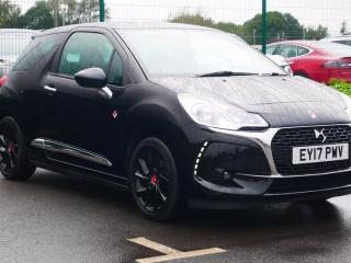 DS DS 3 1.2 PureTech 130 Performance Line 3dr Hatchback 2017, 16584 miles, £9499