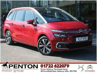 2017 Citroen Grand C4 Picasso 1.6 BlueHDi Feel s/s 5dr