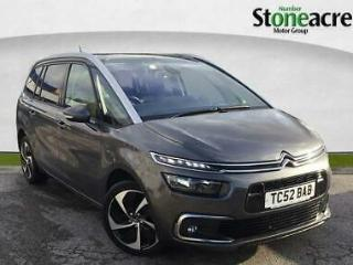 2017 Citroen Grand C4 Picasso 2.0 BlueHDi Flair MPV 5dr Diesel EAT6 s/s
