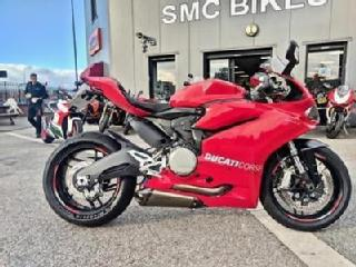 2017 Ducati 959 Panigale LOW MILEAGE, MINT CONDITION