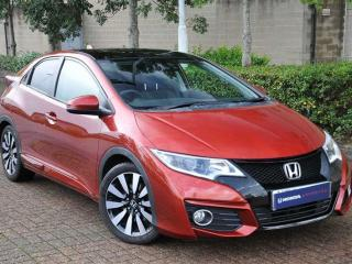 Honda Civic 1.8 i VTEC SR 5 Door Hatchback 2017, 20710 miles, £12993