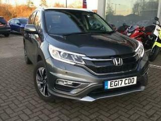 2017 Honda Cr v Ex I vtec Manual Estate