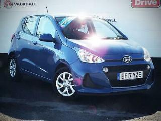 2017 Hyundai I10 1.0 SE 5dr Hatchback Manual Hatchback