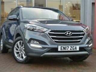 2017 Hyundai Tucson 2.0 CRDi SE Nav 5dr Auto Estate 5 door Estate