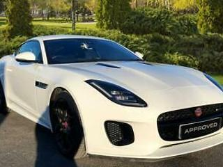 2017 Jaguar F TYPE 3.0 Supercharged V6 R Dynamic Automatic Petrol Coupe
