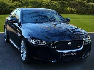 2017 Jaguar XE 3.0 380 V6 Supercharged S Automatic Petrol Saloon
