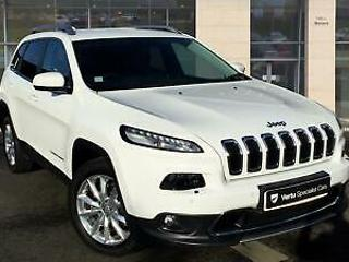 2017 Jeep Cherokee 2.0 Multijet Limited 5dr Diesel Station Wagon Station Wagon D