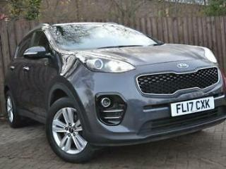 2017 Kia Sportage 2 ISG Manual Estate Petrol Manual