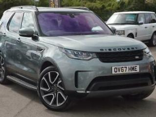 2017 Land Rover Discovery 3.0 Si6 HSE Auto 4WD s/s 5dr