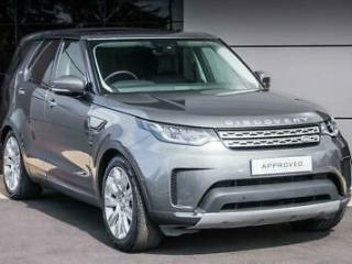2017 Land Rover Discovery 3.0 TD6 258hp HSE Luxury
