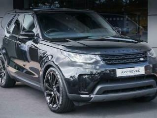 2017 Land Rover Discovery 3.0 TD6 258hp HSE Luxury Auto