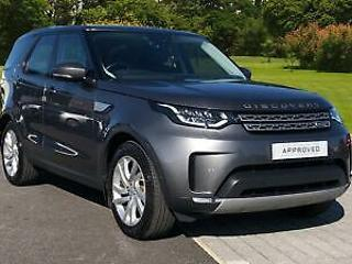 2017 Land Rover Discovery 3.0 TD6 HSE 5dr Auto Diesel Station Wagon Station Wago