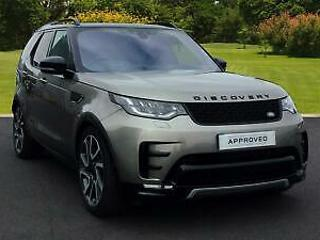 2017 Land Rover Discovery 3.0 TD6 HSE Luxury 5dr Auto Diesel Station Wagon Stati
