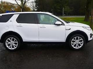 2017 Land Rover Discovery Sport 2.0TD4 180ps 4X4 s/s Auto 2017MY HSE