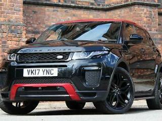 2017 Land Rover Range Rover Evoque 2.0 TD4 Ember Special Edition Auto 4WD s/s