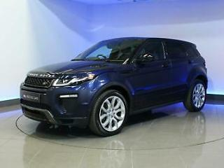 2017 Land Rover Range Rover Evoque 2.0 TD4 HSE Dynamic Auto 4WD s/s 5dr