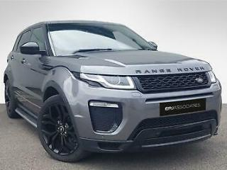 2017 Land Rover Range Rover Evoque 2.0Td4 Automatic HSE DYNAMIC