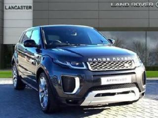 2017 Land Rover Range Rover Evoque SI4 AUTOBIOGRAPHY Petrol grey Automatic