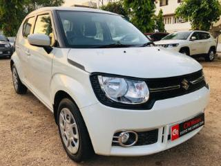 2017 Maruti Ignis 1.2 AMT Delta for sale in Ahmedabad D2137149