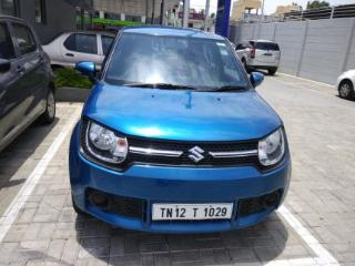 2017 Maruti Ignis 1.2 AMT Delta for sale in Chennai D2120237