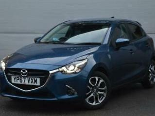 2017 Mazda 2 1.5 GT Sport 5dr Hatchback 5 door Hatchback