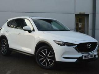 2017 Mazda Cx 5 2.2d [175] Sport Nav 5dr AWD Auto Estate 5 door Estate