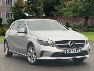 Mercedes Benz A Class Diesel A180d Sport Executive 5dr Hatchback 2017, 31985 miles, £13498