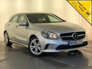 Mercedes Benz A Class 1.5 A180d Sport Executive s/s 5dr 1 OWNER, SERVICE HISTORY 2017, 91350 miles, £10000
