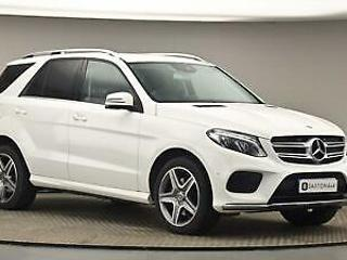 2017 Mercedes Benz GLE Class 2.1 GLE250d AMG Line G Tronic 4MATIC s/s 5dr
